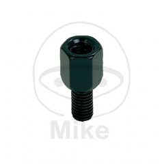Veidrodžių adapteris JMT , juodos spalvos M10 LH to M10RH
