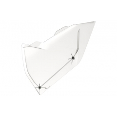 Airbox covers POLISPORT clear 99