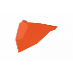 Airbox covers POLISPORT one side only orange ktm16