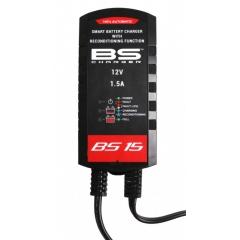Akumuliatoriaus įkroviklis BS-BATTERY SMART BS15 12V 1500mA