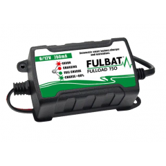 Akumuliatoriaus įkroviklis FULBAT FULLOAD 750 6V/12V (suitable aslo for Lithium)