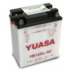 Akumuliatorius YUASA YB12AL-A2