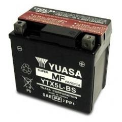 Akumuliatorius YUASA YTX5L-BS