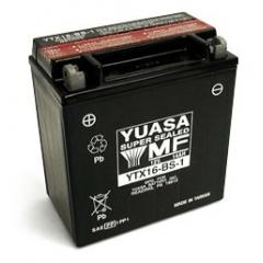 Akumuliatorius YUASA YTX16-BS-1