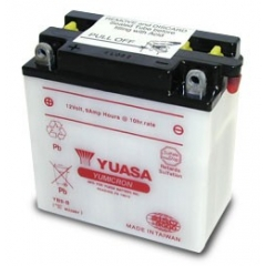 Akumuliatorius YUASA YB9-B