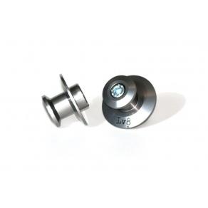 Aluminium bobbins LV8 DIAVOL M8x1,25 titanium