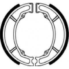 Būgninių stabdžių trinkelės FERODO 225129086