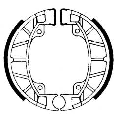 Būgninių stabdžių trinkelės FERODO 225129191