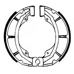 Būgninių stabdžių trinkelės FERODO 225129028