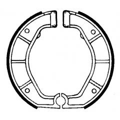 Būgninių stabdžių trinkelės FERODO 225129161