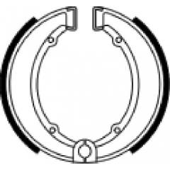 Būgninių stabdžių trinkelės FERODO 225129221