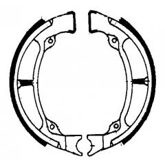 Būgninių stabdžių trinkelės FERODO 225129020