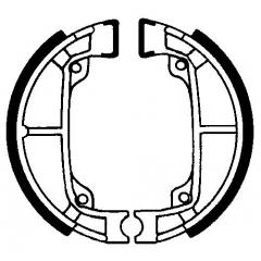 Būgninių stabdžių trinkelės FERODO 225129091