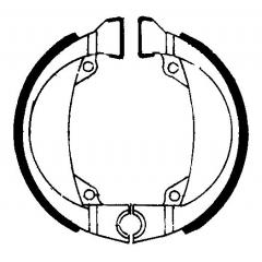Būgninių stabdžių trinkelės FERODO 225129058