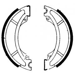 Būgninių stabdžių trinkelės FERODO 225129063