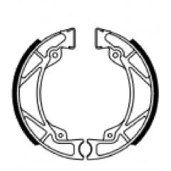 Būgninių stabdžių trinkelės FERODO 225129128