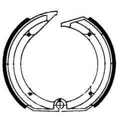 Būgninių stabdžių trinkelės FERODO 225129104