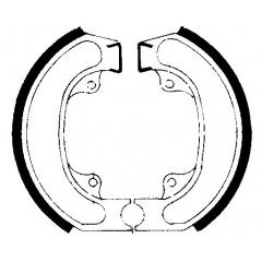 Būgninių stabdžių trinkelės FERODO 225129015