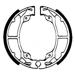 Būgninių stabdžių trinkelės FERODO 225129016