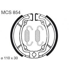 Būgninių stabdžių trinkelės LUCAS MCS 854