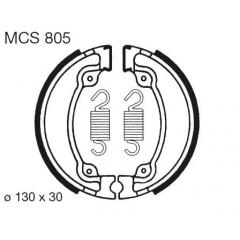 Būgninių stabdžių trinkelės LUCAS MCS 805
