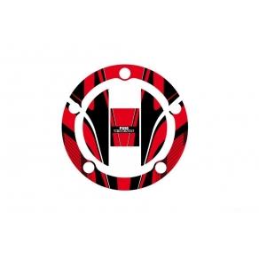 Bako kamščio lipdukas PUIG RADIKAL , raudonos spalvos