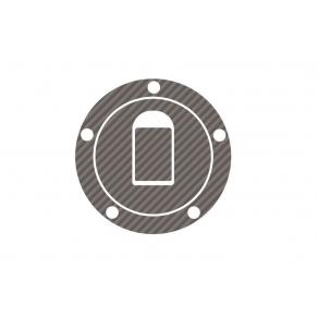 Bako kamščio lipdukas PUIG X-TREME carbon look