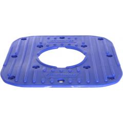 Bikestand TRACK antislip top replacement POLISPORT blue Yam 98