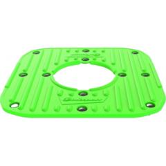 Bikestand TRACK antislip top replacement POLISPORT green05