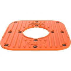 Bikestand TRACK antislip top replacement POLISPORT , oranžinės spalvos