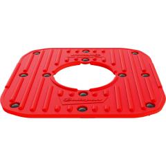 Bikestand TRACK antislip top replacement POLISPORT red CR 04