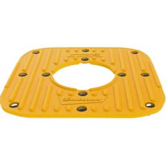 Bikestand TRACK antislip top replacement POLISPORT yellow RM 01
