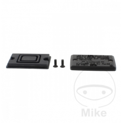 Brake/clutch reservoir repair kit TOURMAX lid, diaphragm and screws