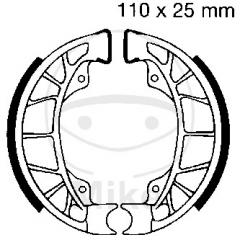 Būgninių stabdžių trinkelės EBC 899 excluding springs