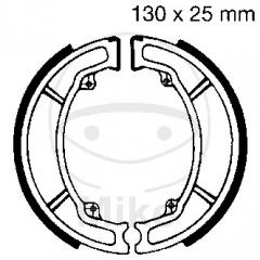 Būgninių stabdžių trinkelės EBC H350 includings springs