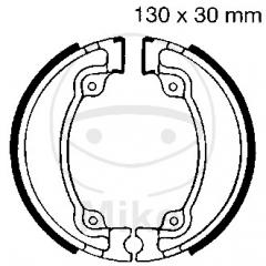 Būgninių stabdžių trinkelės EBC H318 includings springs