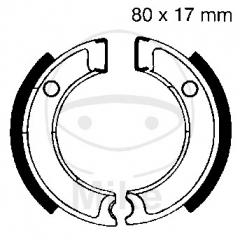 Būgninių stabdžių trinkelės EBC Y501 includings springs
