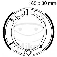 Būgninių stabdžių trinkelės EBC Y516 includings springs
