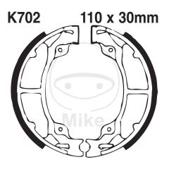 Būgninių stabdžių trinkelės EBC K702 includings springs