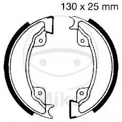 Būgninių stabdžių trinkelės EBC H332 includings springs