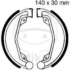 Būgninių stabdžių trinkelės EBC H309 includings springs