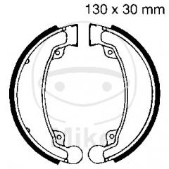 Būgninių stabdžių trinkelės EBC H310 includings springs