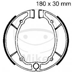 Būgninių stabdžių trinkelės EBC Y514 includings springs