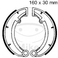 Būgninių stabdžių trinkelės EBC 978 includings springs