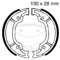 Būgninių stabdžių trinkelės EBC Y527 includings springs
