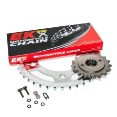 Chain kit with Reinforced chain EK + JT 16/53T