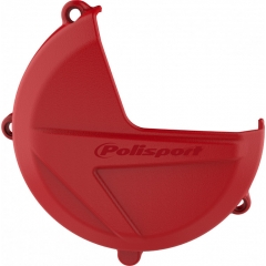 Clutch cover protector POLISPORT PERFORMANCE Beta red