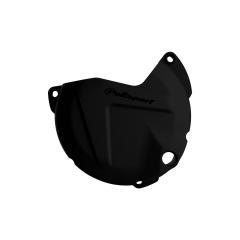 Clutch cover protector POLISPORT PERFORMANCE , juodos spalvos