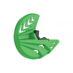 Disc & bottom fork protector POLISPORT PERFORMANCE green 05/black