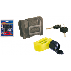 Disc lock RMS MINI DE-LUXE d6mm with bag